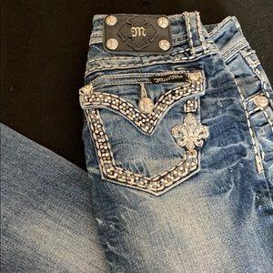Miss Me Jessica Boot cut jeans